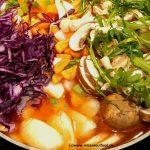 Suppe geht immer. Was aber ist Jachae Jongol?